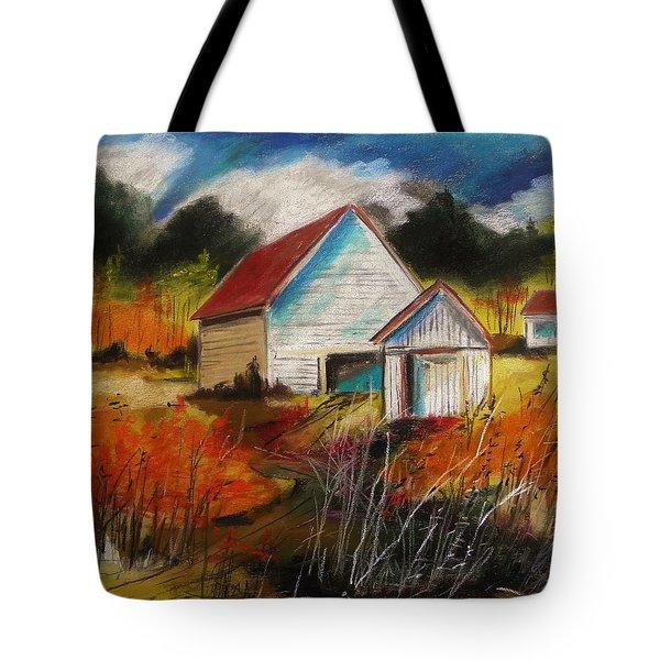 Delaware Valley Tote Bag