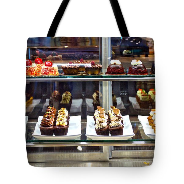 Delectable Desserts Tote Bag