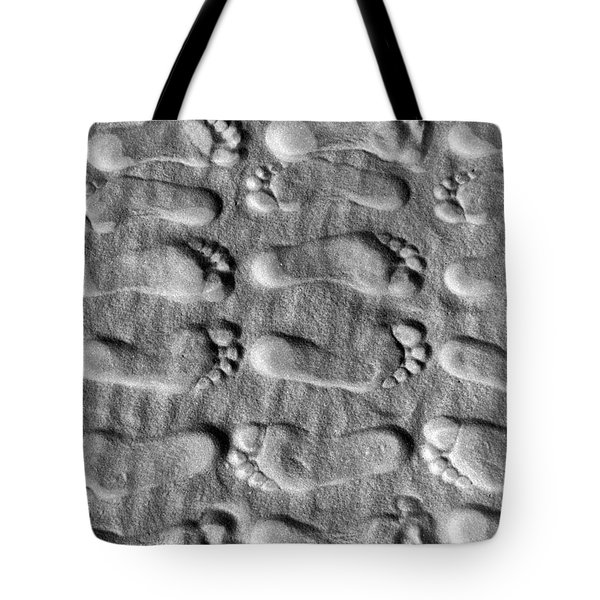 Deliberately Grainy Tote Bag by Charlie and Norma Brock
