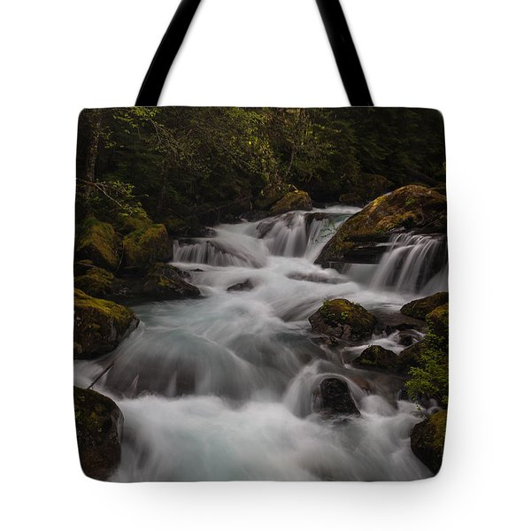 Delicate And Powerful Tote Bag by Mike Reid