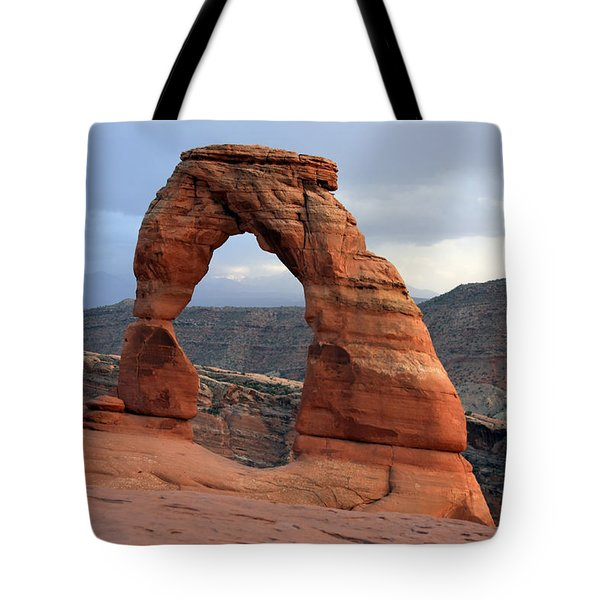 Delicate Arch - Arches National Park - Utah Tote Bag by Aidan Moran