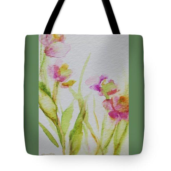 Delicate Blossoms Tote Bag