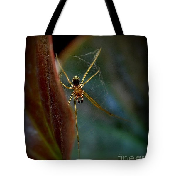 Tote Bag featuring the photograph Delicate  Constructor by Marija Djedovic