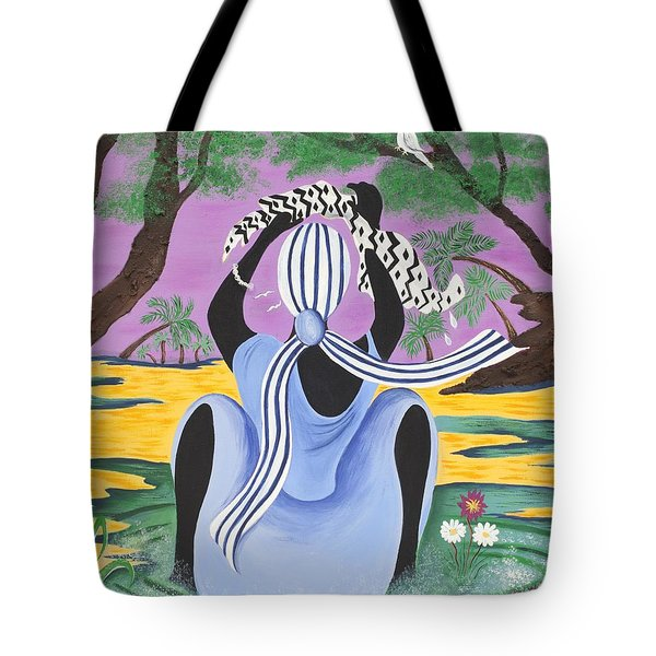 Delicate Cycle Tote Bag