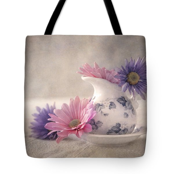 Delicate Delight Tote Bag by Dale Kincaid