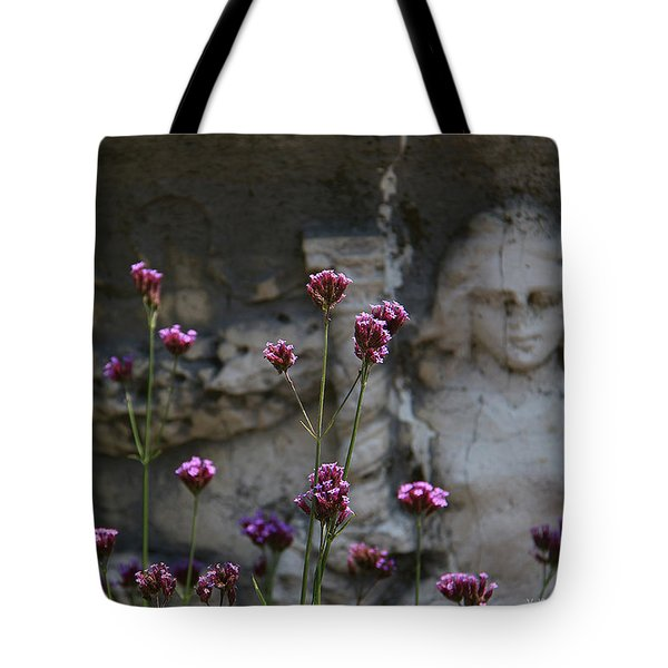 Delicate Pinks Tote Bag by Yvonne Wright