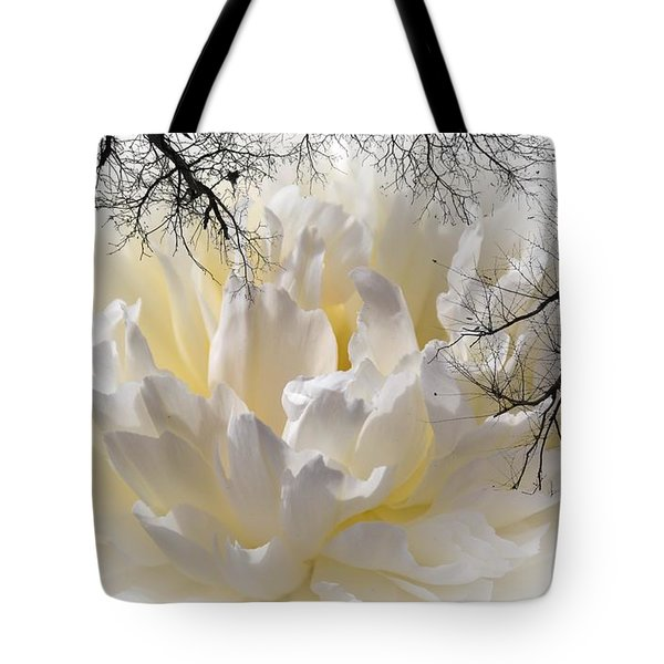 Delicate Tote Bag by Sherman Perry