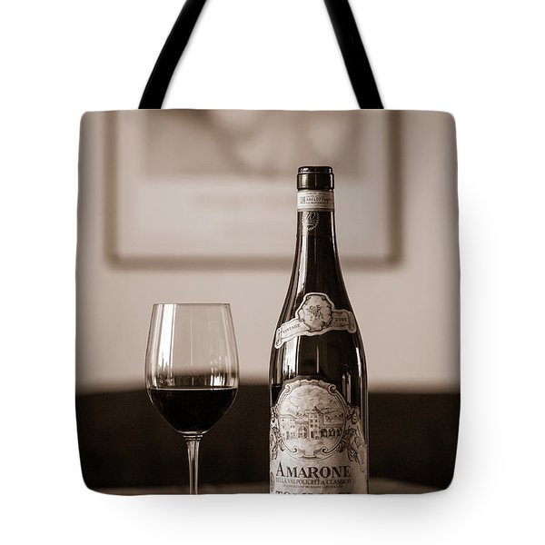Delicious Amarone Tote Bag