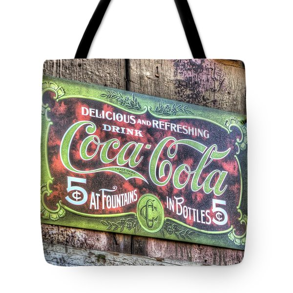 Delicious And Refreshing Tote Bag