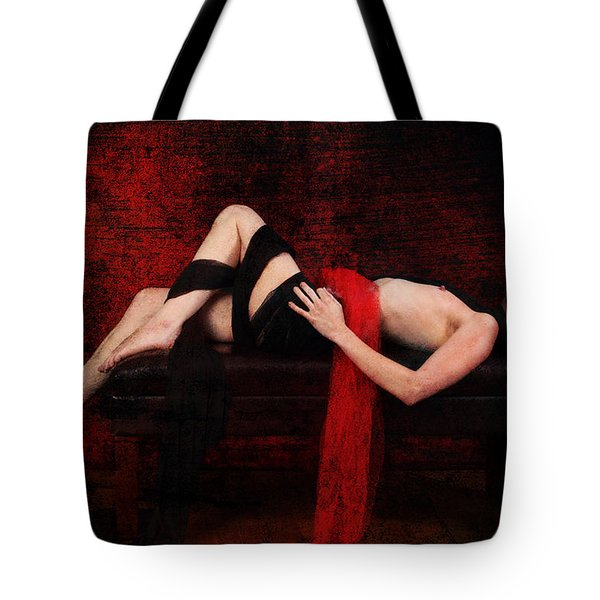 Delicious Vampire Treat Tote Bag