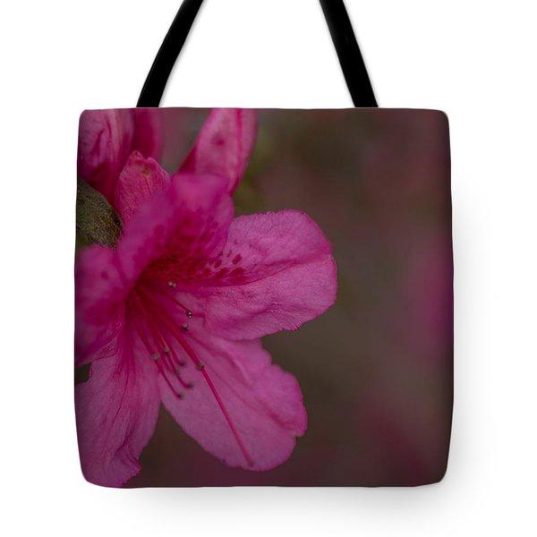 Delightful Azalea Tote Bag