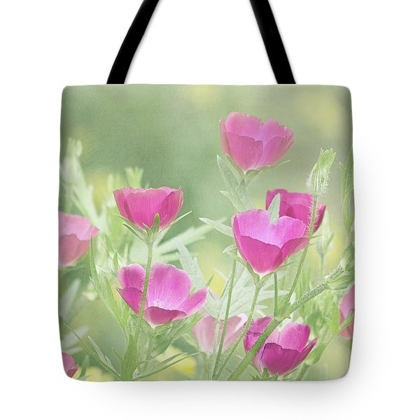 Delightful Tote Bag by Kim Hojnacki