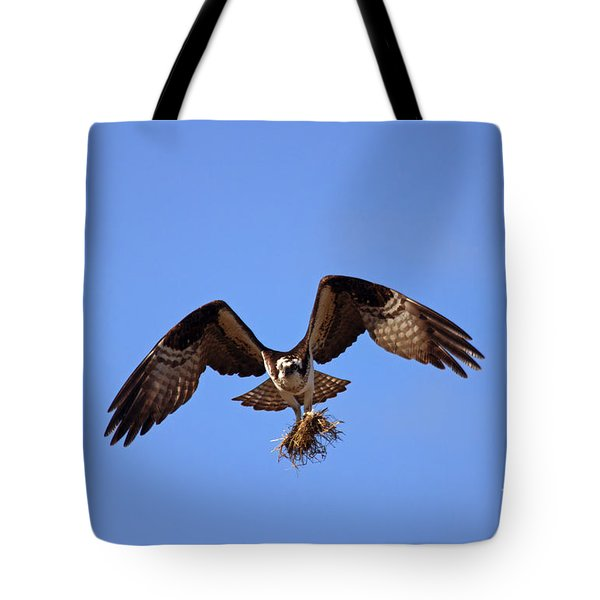 Delivery By Air Tote Bag