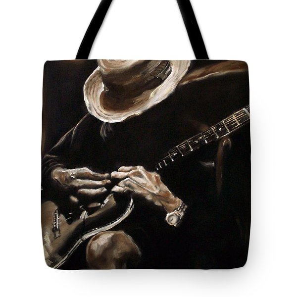 Delta Blues Tote Bag