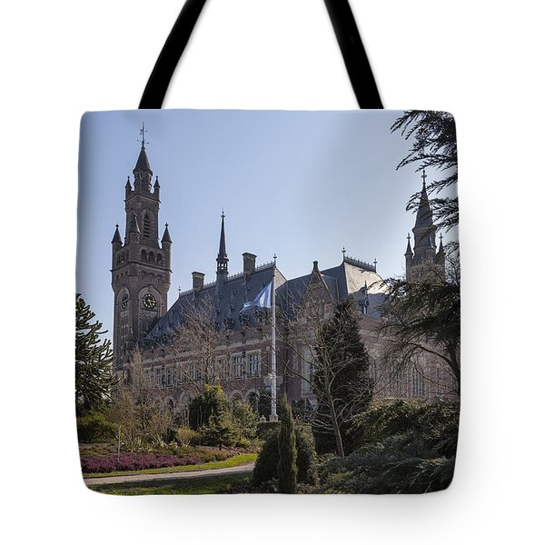 Den Haag Tote Bag by Joana Kruse