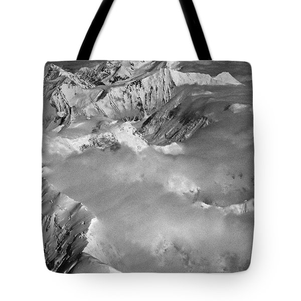 Denali ... Tote Bag by Juergen Weiss
