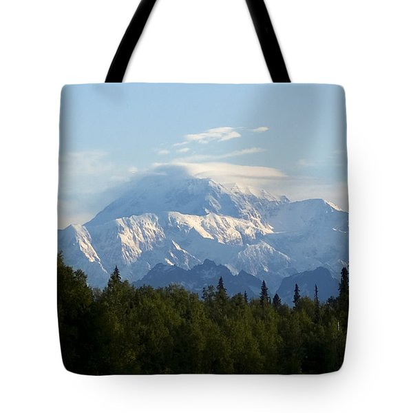 Denali A Closer Look Tote Bag