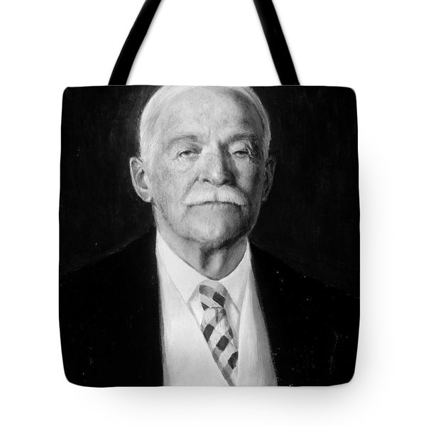 Tote Bag featuring the painting Denman Waldo Ross (1853-1935) by Granger