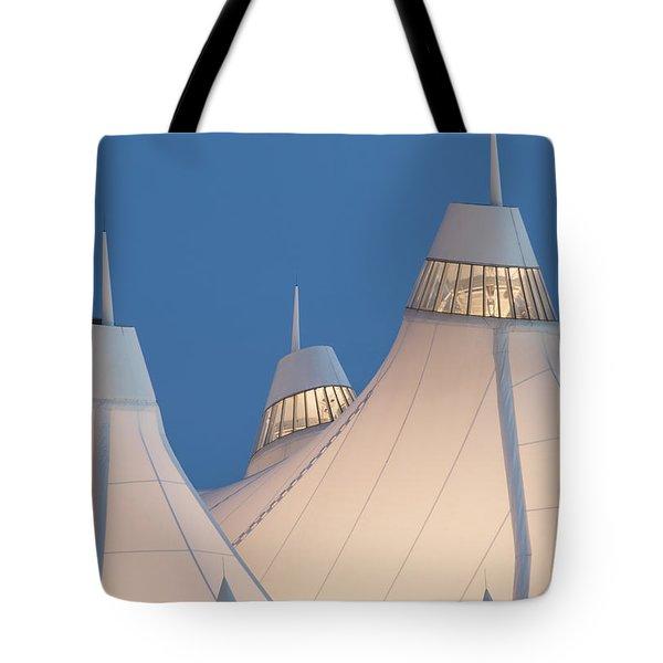 Denver International Airport Tote Bag