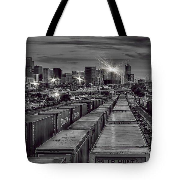 Denver's Underbelly Tote Bag