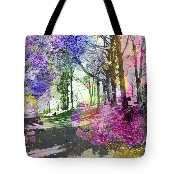Derby Lodge Walk Tote Bag