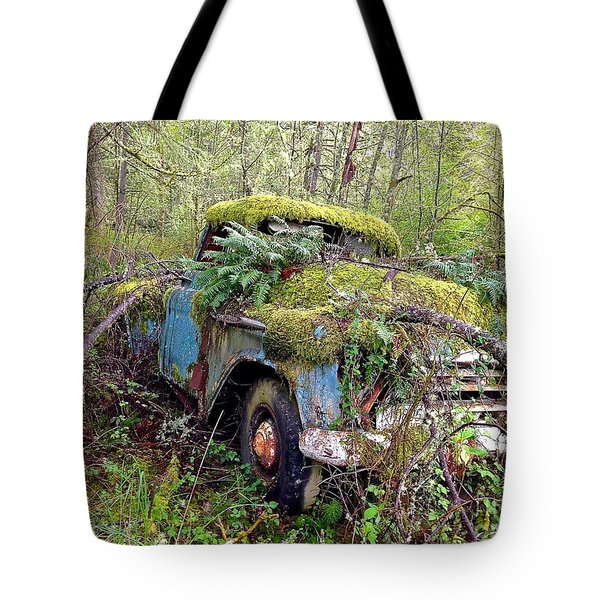 Derelict Tote Bag by Sean Griffin