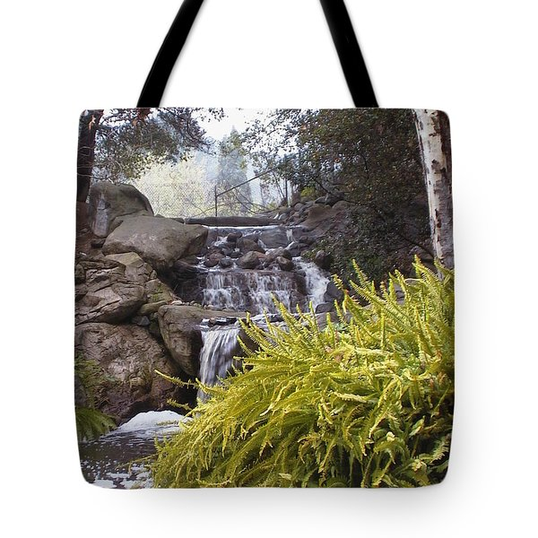Descanso Gardens 1 Tote Bag