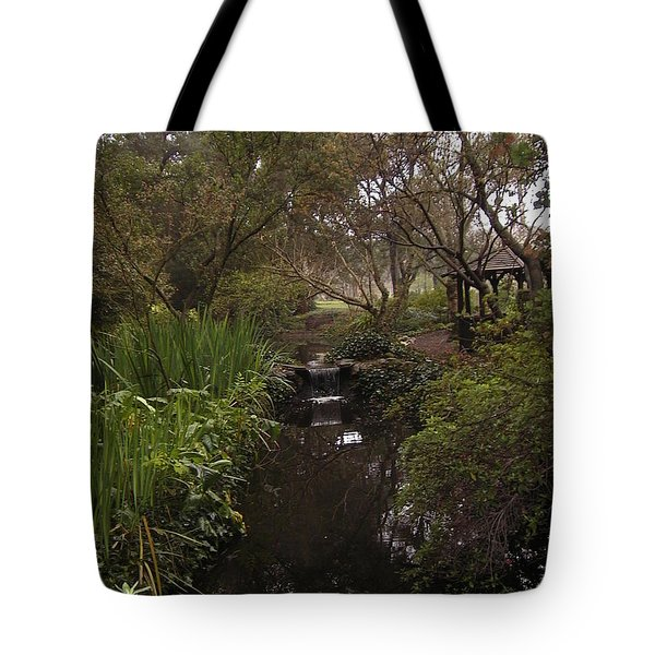 Descanso Gardens 2 Tote Bag