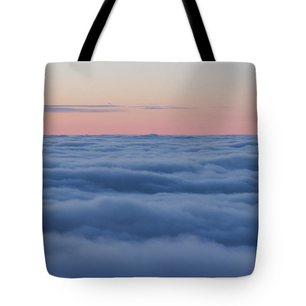 Descent Tote Bag by Bruce Patrick Smith