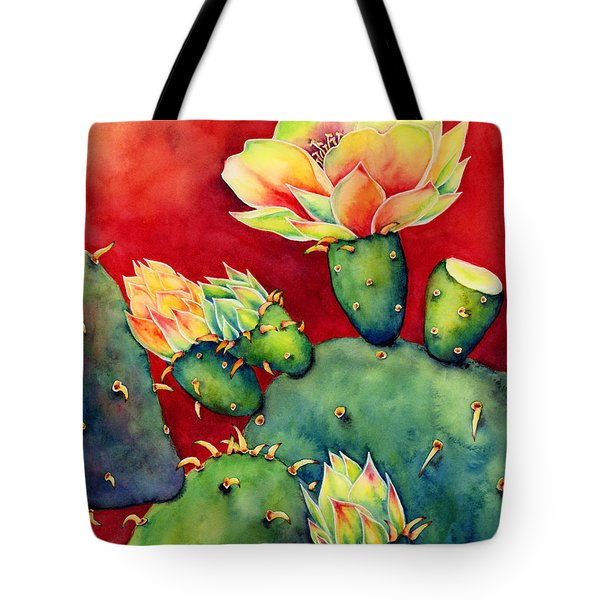 Desert Bloom Tote Bag