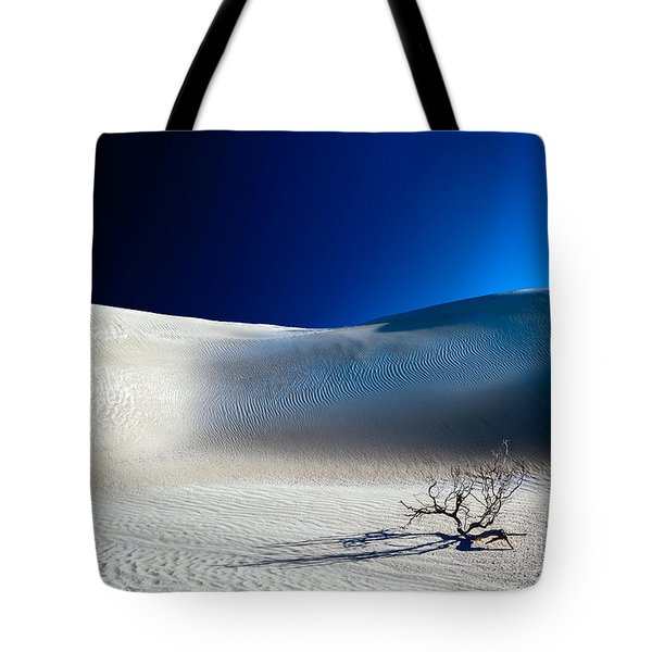 Desert Branch Void Tote Bag