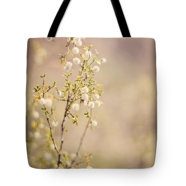Desert Delicates Tote Bag