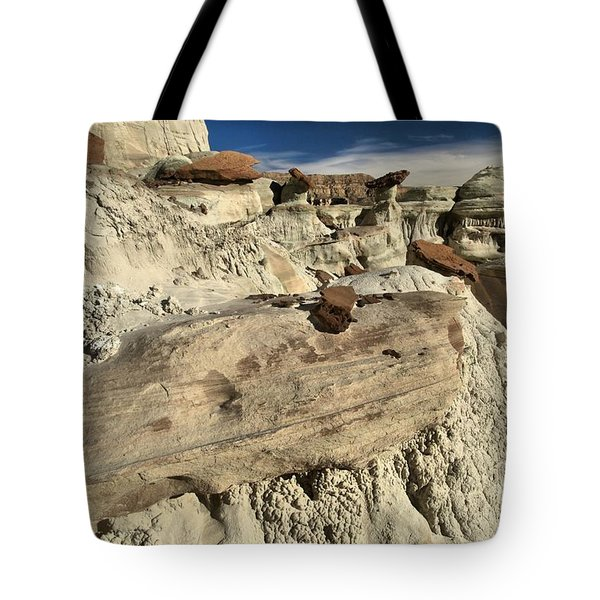 Desert Disorder Tote Bag by Adam Jewell
