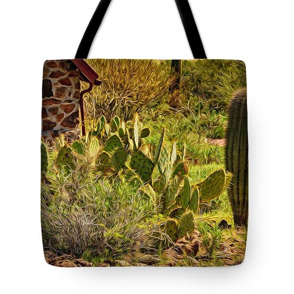 Desert Dream Tote Bag