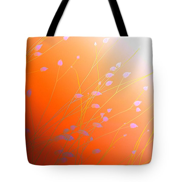 Desert Flowers Tote Bag by Holly Kempe