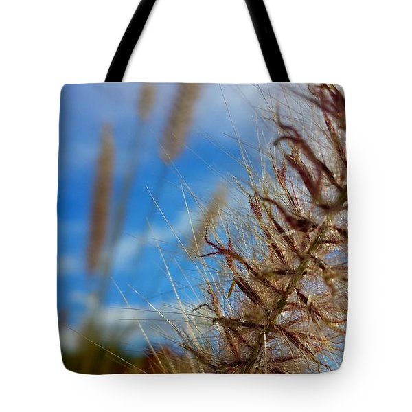 Desert Foliage Tote Bag by Chris Tarpening