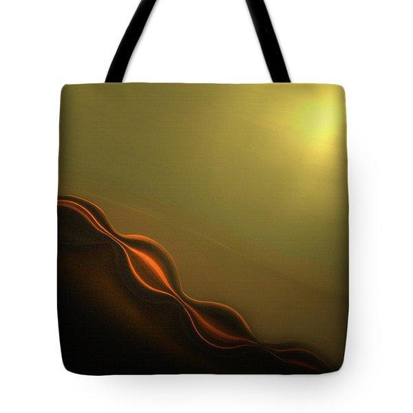 Desert Heat I Tote Bag