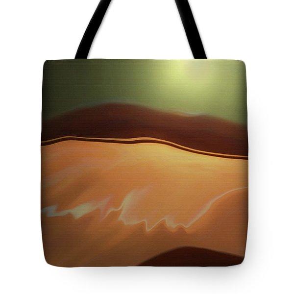 Desert Heat II Tote Bag