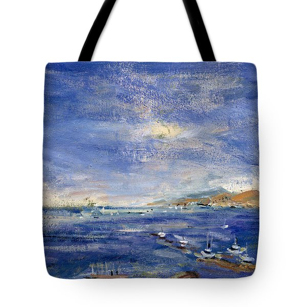 Desert Hills Tote Bag by Patricia Espir
