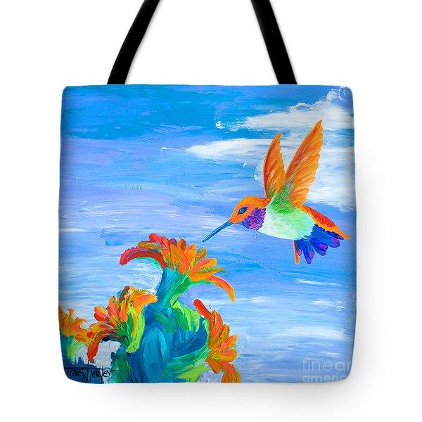 Desert Jewel Tote Bag by Tracy L Teeter