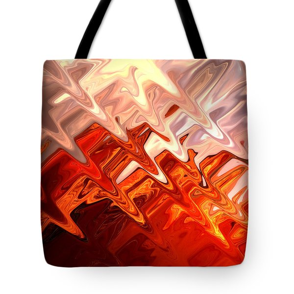 Desert Light Tote Bag by Aidan Moran