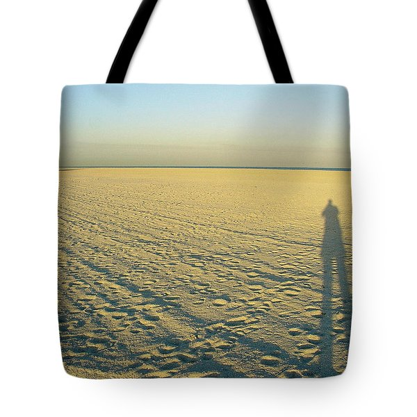 Tote Bag featuring the photograph Desert Like by David Nicholls
