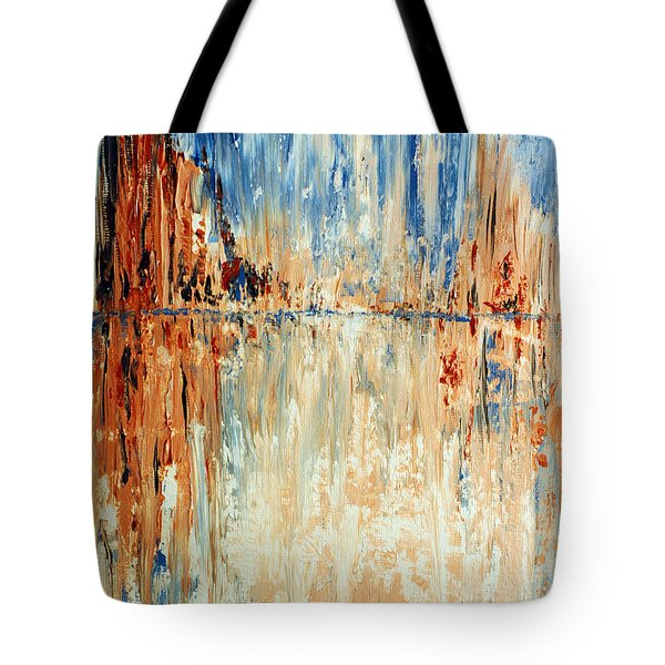 Desert Mirage Tote Bag