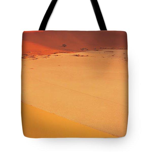 Desert Namibia Tote Bag