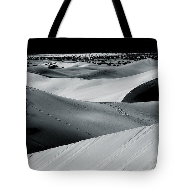 Desert Night Death Valley By Diana Sainz Tote Bag