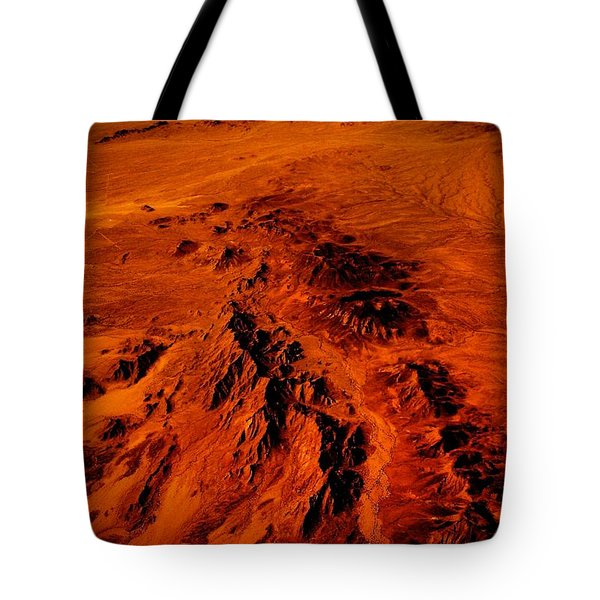 Desert Of Arizona Tote Bag