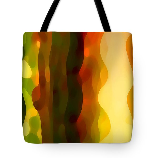 Desert Pattern 4 Tote Bag by Amy Vangsgard