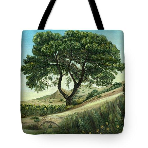 Desert Pine Tote Bag