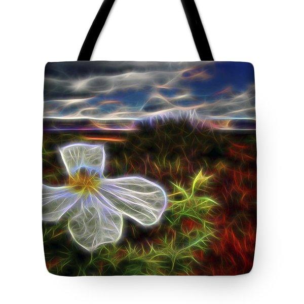 Desert Primrose 1 Tote Bag