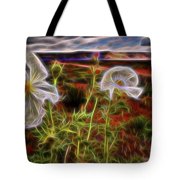 Desert Primrose 2 Tote Bag